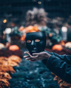 Storyteller's mask